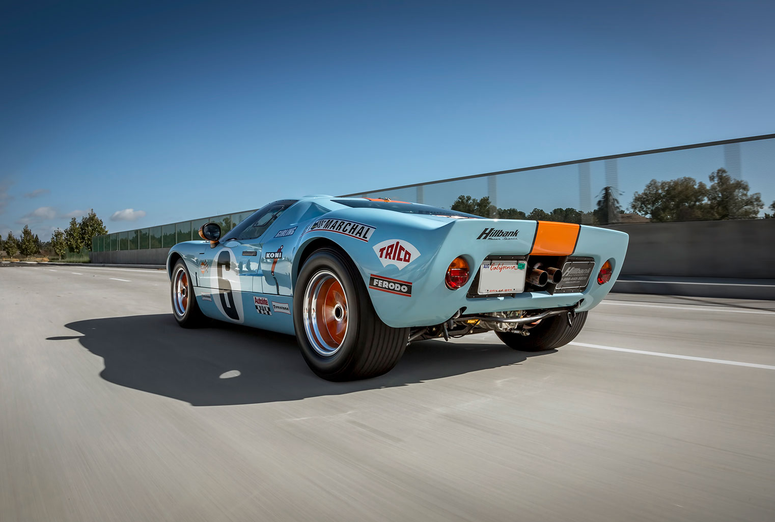 Superformance GT40 MarkI car for sale