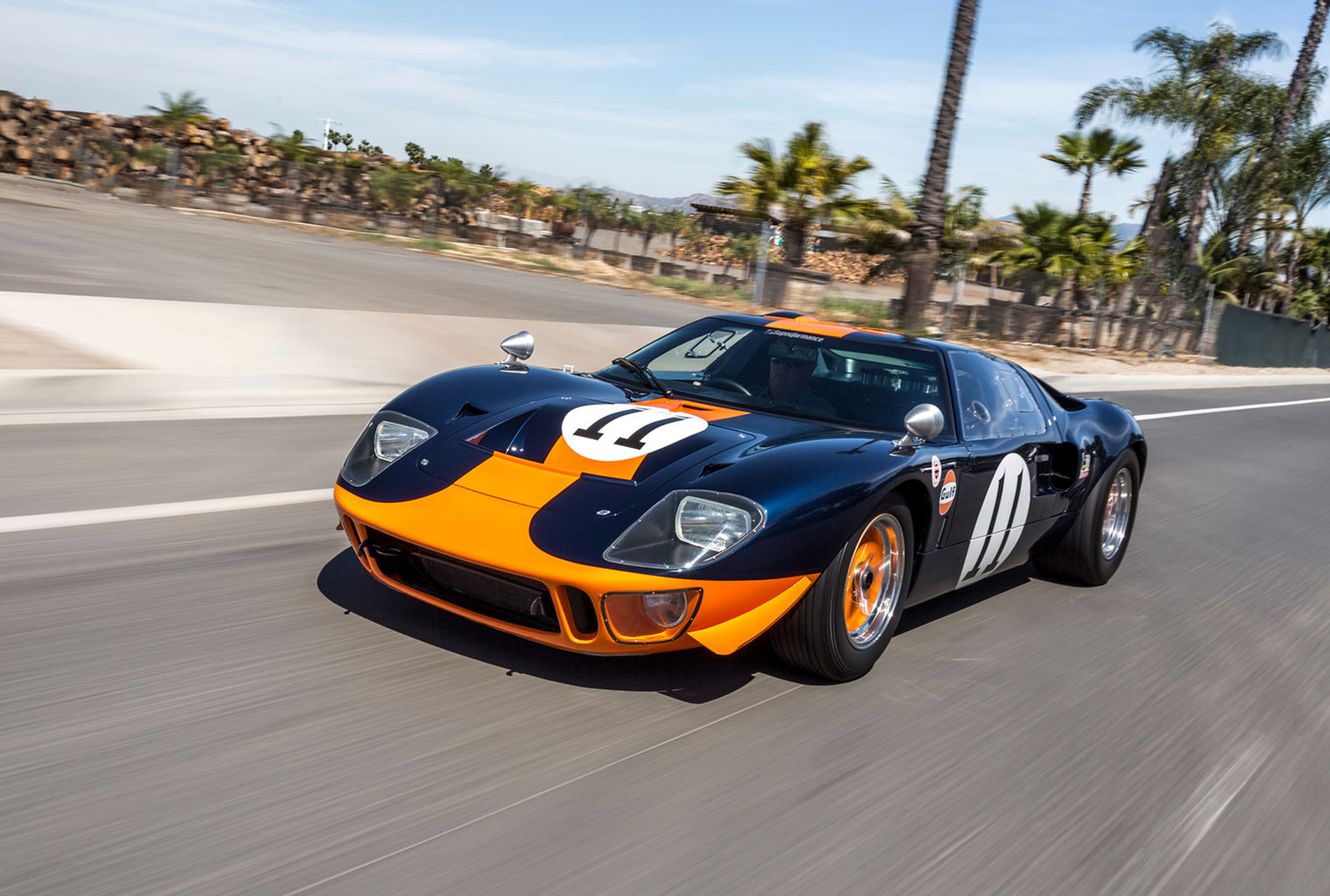 Superformance GT40 Mark I car for sale