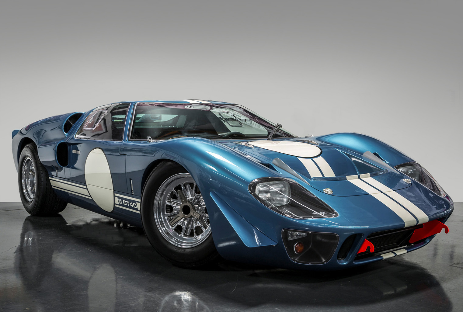 GT40 Superformance Mark II car for sale