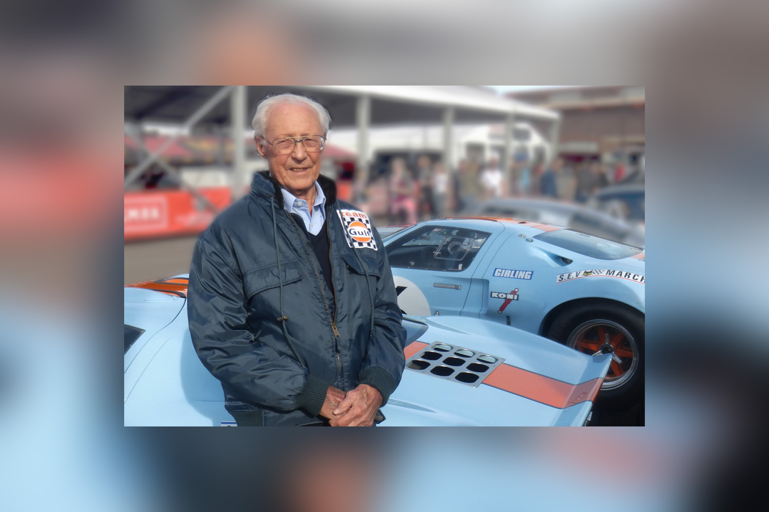 Genuine GT40 cars for sale, produced by Superformance