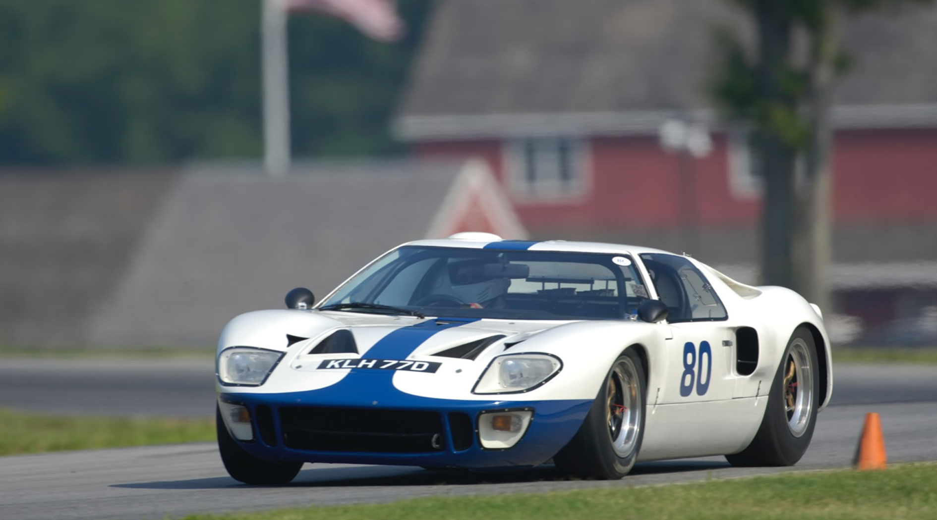 GT40 Mark V chassis 1115