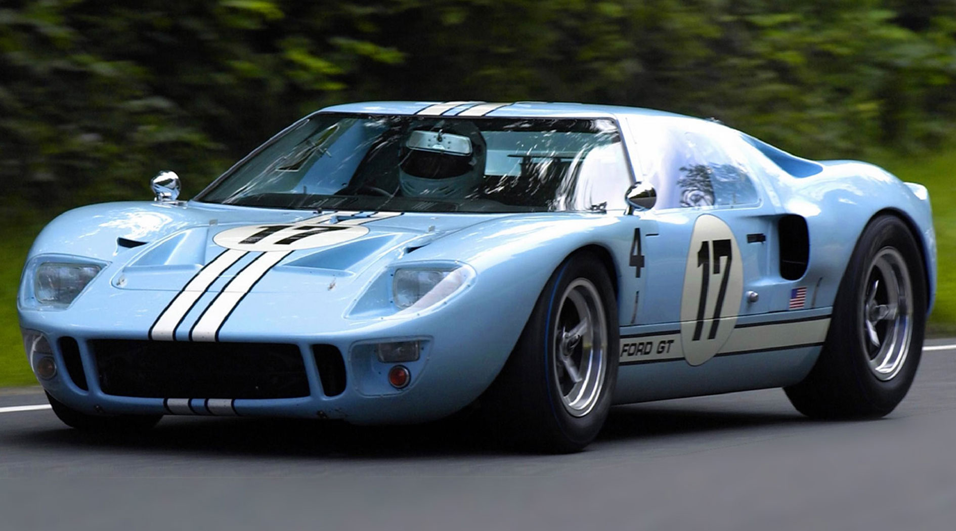 GT40 Mark V chassis 1117