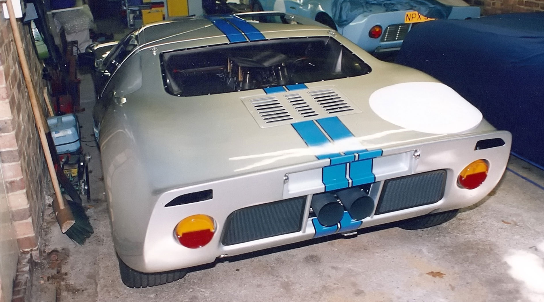 GT40 Mark V chassis 1142