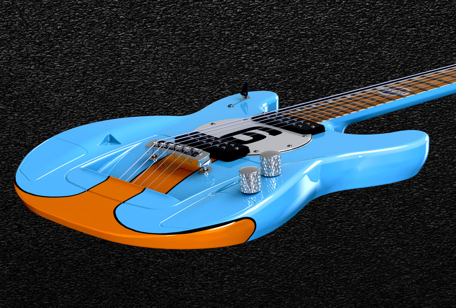 GT40 Victory Series guitars for sale in the GT40 guitar store